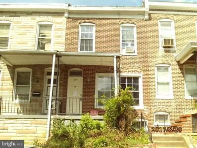 3028 Mathews Street, Baltimore, MD 21218 - MLS#: 1000983037