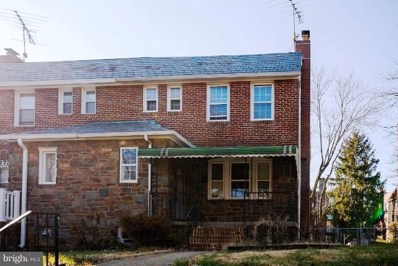 3729 Gibbons Avenue, Baltimore, MD 21206 - MLS#: 1000983075