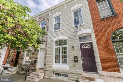 145 Milton Avenue, Baltimore, MD 21224 - MLS#: 1000983123