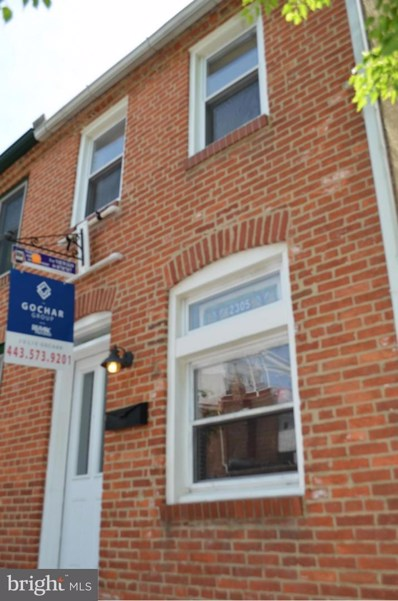 2305 Foster Avenue, Baltimore, MD 21224 - MLS#: 1000983153
