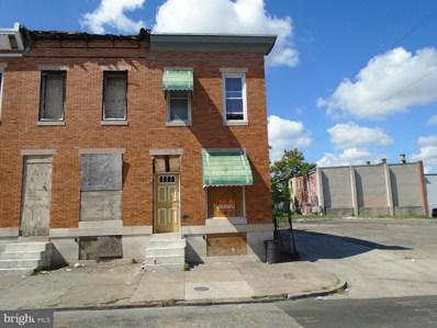 1214 Milton Avenue, Baltimore, MD 21213 - MLS#: 1000983183