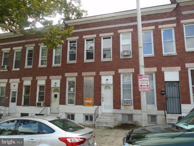 2813 Harlem Avenue, Baltimore, MD 21216 - MLS#: 1000983271