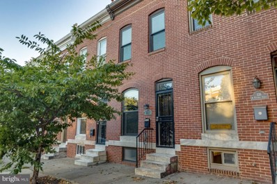 124 Potomac Street N, Baltimore, MD 21224 - MLS#: 1000983299