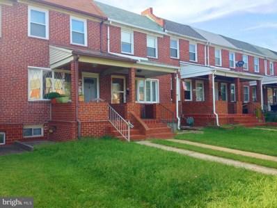 344 Hornel Street, Baltimore, MD 21224 - MLS#: 1000983311