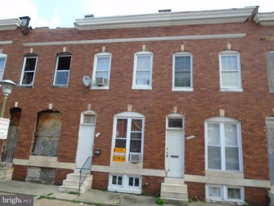 609 Dukeland Street, Baltimore, MD 21216 - MLS#: 1000983357