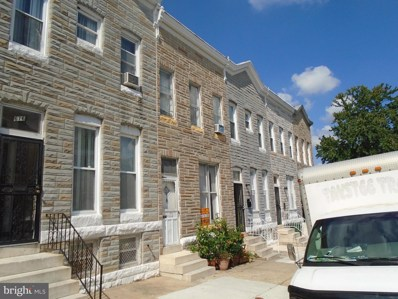 618 Appleton Street, Baltimore, MD 21217 - MLS#: 1000983365