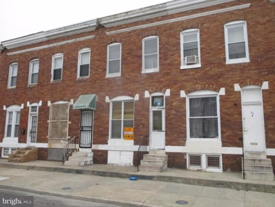 32 Wheeler Avenue N, Baltimore, MD 21223 - MLS#: 1000983383