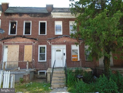 221 Catherine Street S, Baltimore, MD 21223 - MLS#: 1000983403