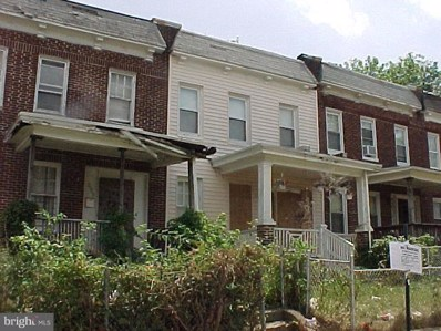 2907 Ridgewood Avenue, Baltimore, MD 21215 - MLS#: 1000983511