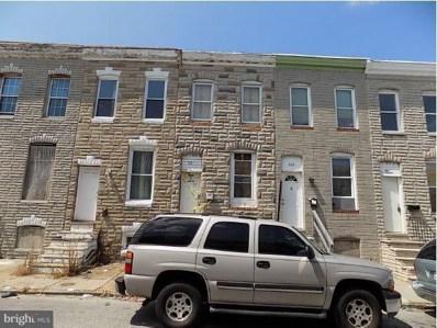 512 Rose Street, Baltimore, MD 21205 - MLS#: 1000983577