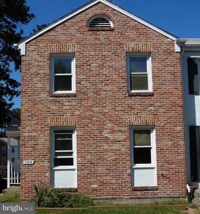 2916 Wren Court, Woodbridge, VA 22191 - MLS#: 1000984965