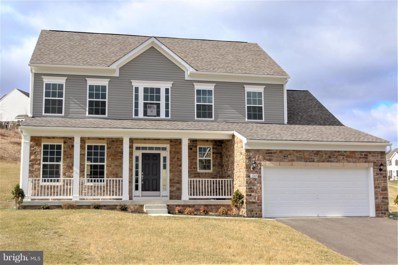 1245 Thistledown Drive, Chambersburg, PA 17202 - MLS#: 1000985601