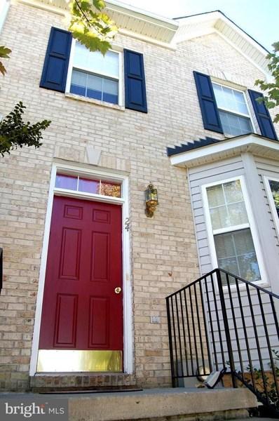 24 Sagewood Street, Charles Town, WV 25414 - MLS#: 1000986107