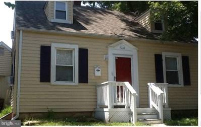 1210 President Street, Annapolis, MD 21403 - MLS#: 1000988785