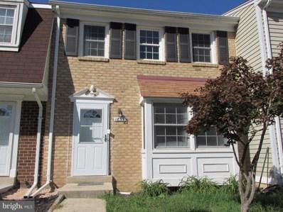 1857 Sharwood Place, Crofton, MD 21114 - MLS#: 1000989709