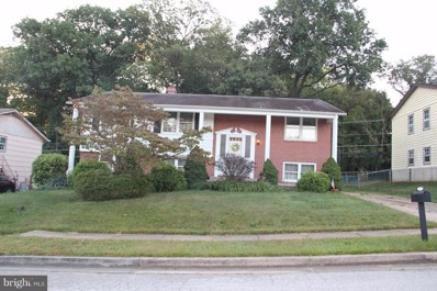 6721 Fordcrest Road, Baltimore, MD 21237 - MLS#: 1000989951