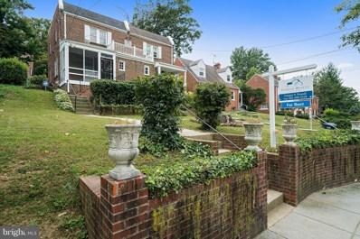 3417 Carpenter Street SE, Washington, DC 20020 - MLS#: 1000991625