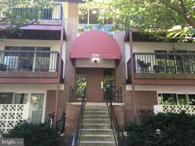 214 Park Terrace Court SE UNIT 79, Vienna, VA 22180 - MLS#: 1000992685