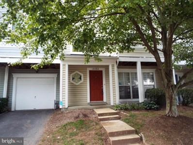 14464 Glencrest Circle UNIT 44, Centreville, VA 20120 - MLS#: 1000993169