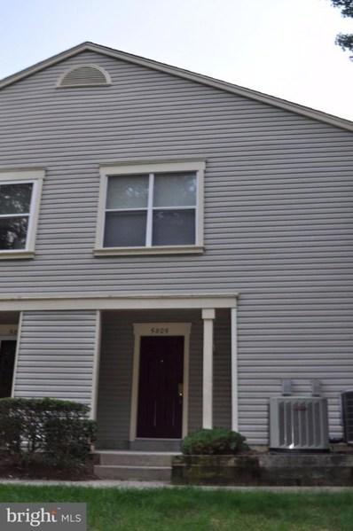 5805 Orchard Hill Lane UNIT 5805, Clifton, VA 20124 - MLS#: 1000993235