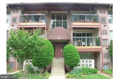 206 Park Terrace Court SE UNIT 44, Vienna, VA 22180 - MLS#: 1000993805