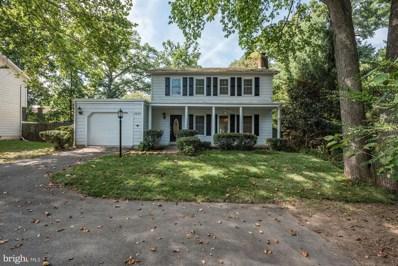 13636 Poplar Tree Road, Chantilly, VA 20151 - MLS#: 1000994515
