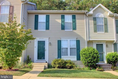8121 Woodward Street, Savage, MD 20763 - MLS#: 1000996009