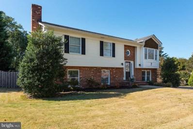 7 Myers Drive, Fredericksburg, VA 22405 - MLS#: 1000997459