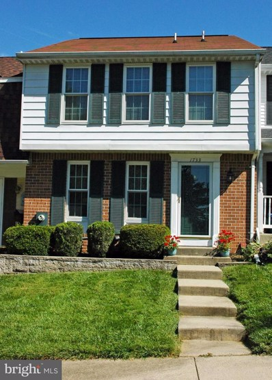 1733 Chesterfield Square, Bel Air, MD 21015 - MLS#: 1000998843