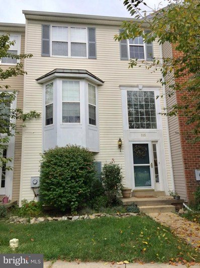 115 Harpers Way, Frederick, MD 21702 - MLS#: 1000999995