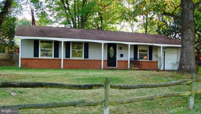 501 W. Nettle Tree Road, Sterling, VA 20164 - MLS#: 1001003807