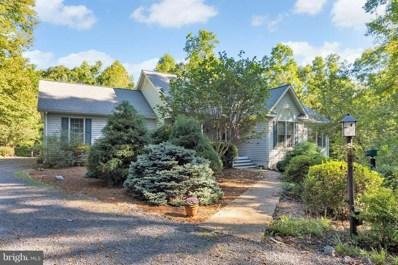 251 Oakwood Drive, Mineral, VA 23117 - MLS#: 1001004841
