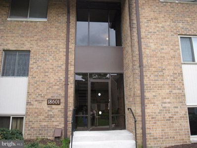 18601 Walkers Choice Road UNIT 6, Gaithersburg, MD 20886 - MLS#: 1001005749