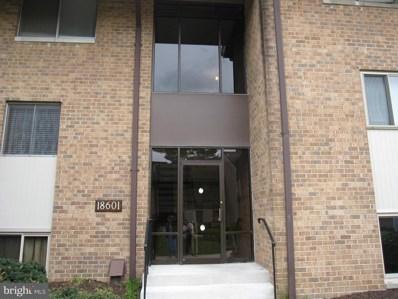 18601 Walkers Choice Road UNIT 6, Gaithersburg, MD 20886 - MLS#: 1001005749