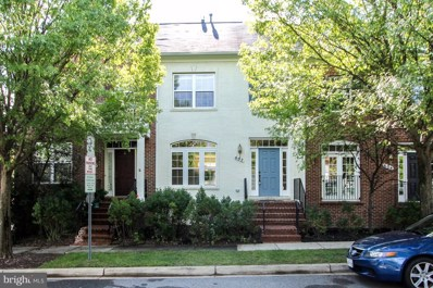 602 Garden View Square, Rockville, MD 20850 - MLS#: 1001006083