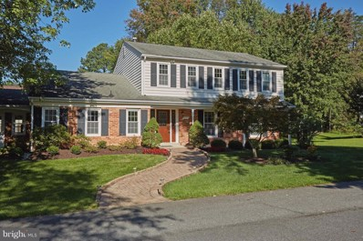 8609 Wild Olive Drive, Rockville, MD 20854 - MLS#: 1001006479