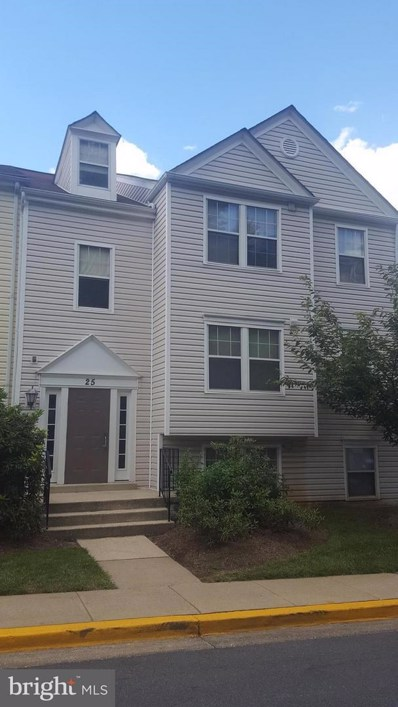 25 Pickering Court UNIT 201, Germantown, MD 20874 - MLS#: 1001006835