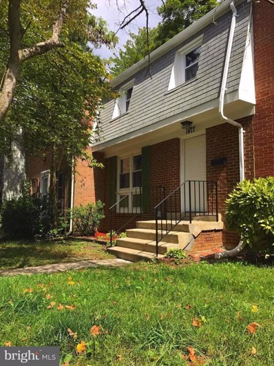 1477 Potomac Heights Drive UNIT 240, Fort Washington, MD 20744 - MLS#: 1001009761