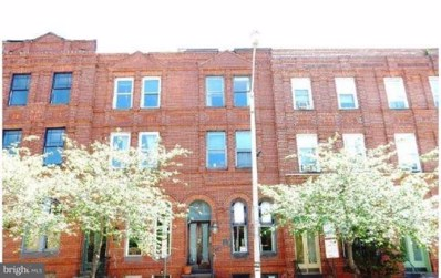 1805 Saint Paul Street, Baltimore, MD 21202 - MLS#: 1001010851