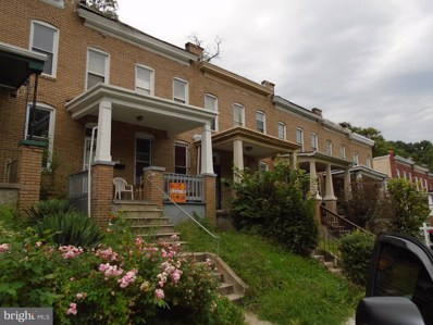 2530 Druid Park Drive, Baltimore, MD 21215 - MLS#: 1001010885