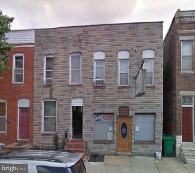 618 Fort Avenue E, Baltimore, MD 21230 - MLS#: 1001010911