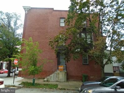 417 Robert Street, Baltimore, MD 21217 - MLS#: 1001010919