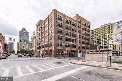 234 Holliday Street UNIT 701, Baltimore, MD 21202 - MLS#: 1001010935