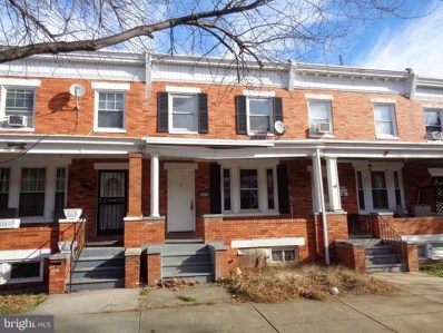 3316 Ramona Avenue, Baltimore, MD 21213 - MLS#: 1001010945