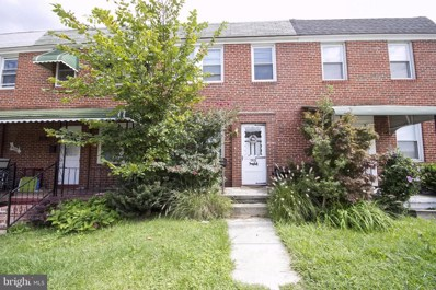 4303 Newport Avenue, Baltimore, MD 21211 - MLS#: 1001010969