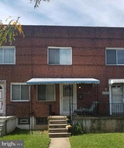 6926 Reisterstown Road, Baltimore, MD 21215 - MLS#: 1001010991