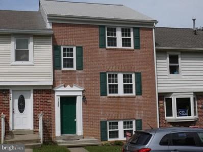 1136 James Madison Circle, Fredericksburg, VA 22405 - MLS#: 1001011797