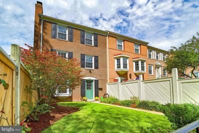 4340 Birchlake Court, Alexandria, VA 22309 - MLS#: 1001012535