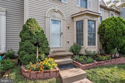 43518 Plantation Terrace, Ashburn, VA 20147 - MLS#: 1001013263