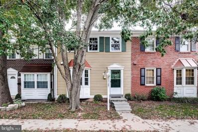 1852 Sharwood Place, Crofton, MD 21114 - MLS#: 1001014445